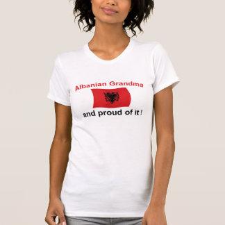 Proud Albanian Grandma 2 Tshirts