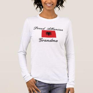 Proud Albanian Grandma Long Sleeve T-Shirt