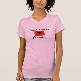 Proud Albanian Grandma T-shirt