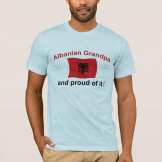 Proud Albanian Grandpa T-Shirt