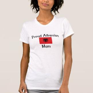Proud Albanian Mom Tee Shirt