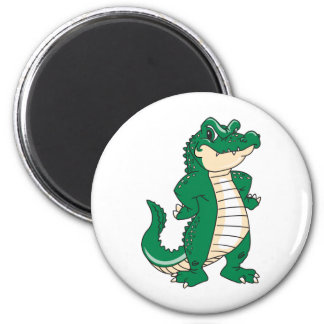 Proud Alligator Magnet
