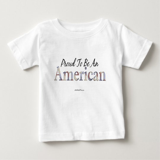 Proud American Baby T-Shirt