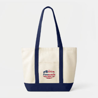 Proud American Canvas Bag