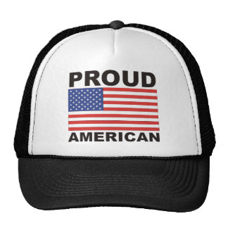 Proud American Flag Products! Hats