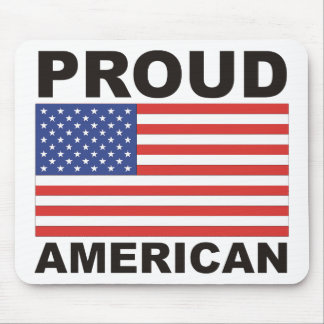 Proud American Flag Products! Mouse Pad