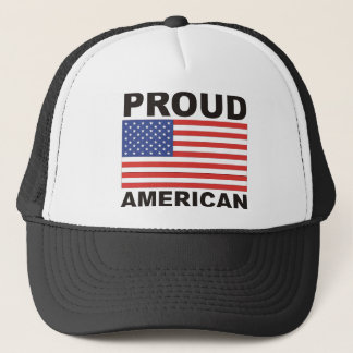 Proud American Flag Products! Trucker Hat