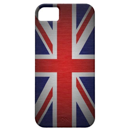 Proud and Patriotic Union Flag Iphone 5 Case