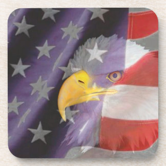 Proud and Patriotic USA Coaster