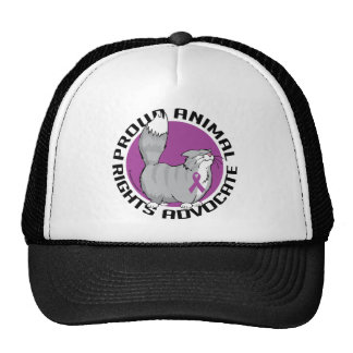 Proud Animal Rights Advocate Cap
