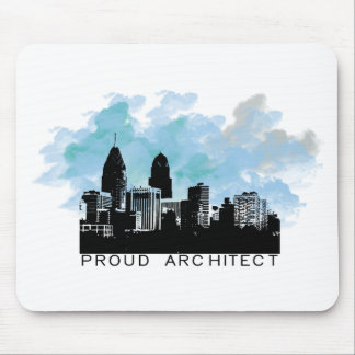 Proud Architect Original Design! Mouse Mat