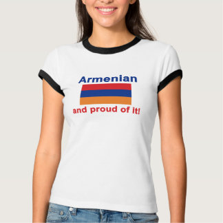 Proud Armenian T-Shirt