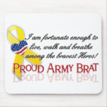Proud Army Brat(red)