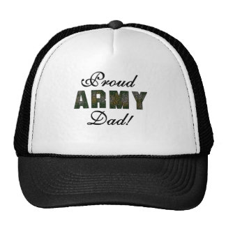 Proud Army Dad Tshirts and Gifts Mesh Hat