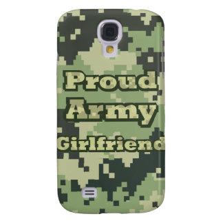 Proud Army Girlfriend Galaxy S4 Case