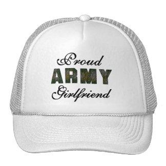 Proud Army Girlfriend Trucker Hat