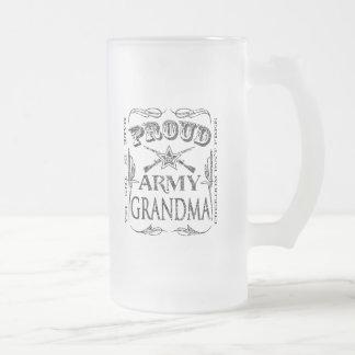 Proud Army Grandma Coffee Mugs