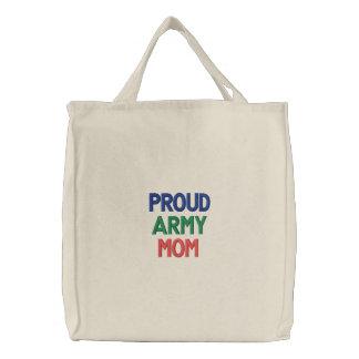 PROUD ARMY MOM Bag Bags
