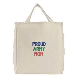 PROUD ARMY MOM Bag Bags