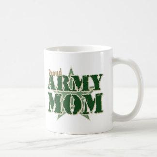 Proud Army Mom Coffee Mug