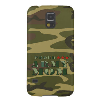 Proud Army Mom Galaxy S5 Cases