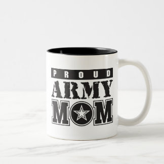 Proud Army Mum Mug