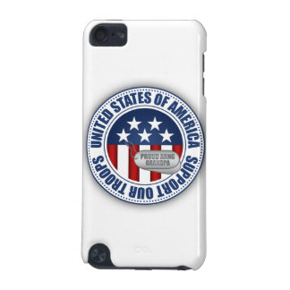 Proud Army National Guard Grandpa iPod Touch (5th Generation) Case