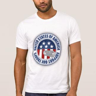 Proud Army National Guard Veteran T-Shirt