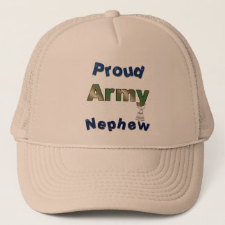 Proud Army Nephew Hat