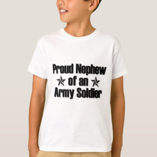 Proud Army Nephew T-Shirt