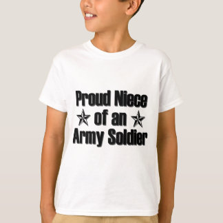 Proud Army Niece T-Shirt