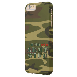 Proud Army Wife Barely There iPhone 6 Plus Case