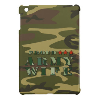 Proud Army Wife   iPad Mini Case