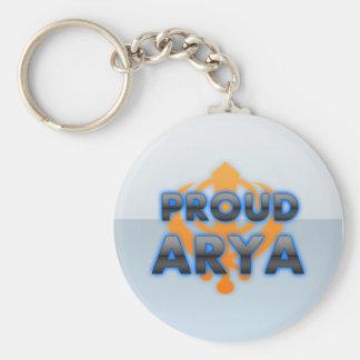Proud Arya, Arya pride Keychain