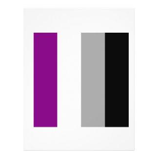 Proud Asexual 21.5 Cm X 28 Cm Flyer