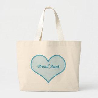 Proud Aunt Bag, Blue
