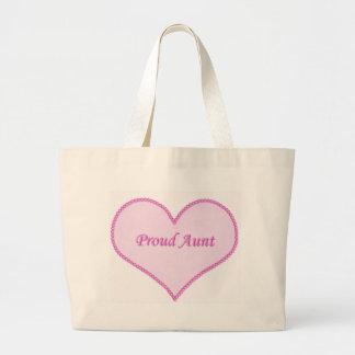 Proud Aunt Bag, Pink
