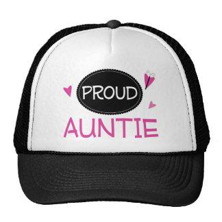 Proud Auntie Cap