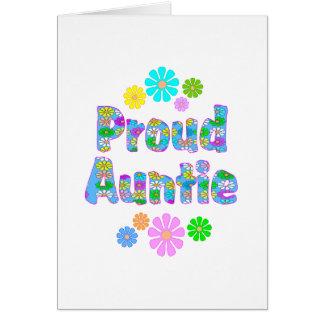 Proud Auntie Cards
