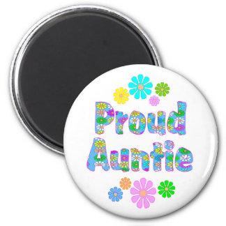 Proud Auntie Magnet