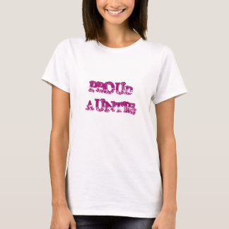 Proud Auntie T-Shirt