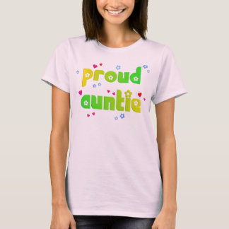 Proud Auntie Tee