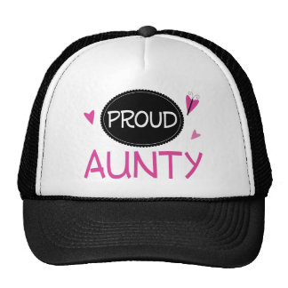 Proud Aunty Cap
