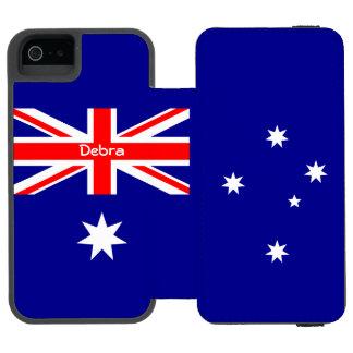 proud Aussie Incipio Watson™ iPhone 5 Wallet Case