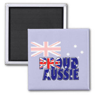 proud Aussie Fridge Magnets