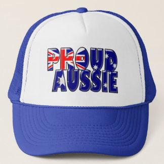 proud Aussie Trucker Hat