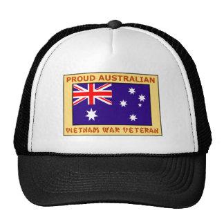 PROUD AUSTRALIAN VIETNAM WAR VET CAP