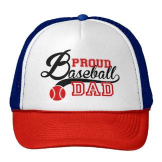 Proud Baseball Dad hat