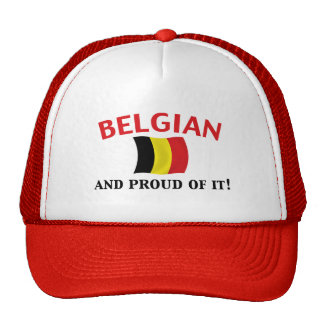 Proud Belgian Hat