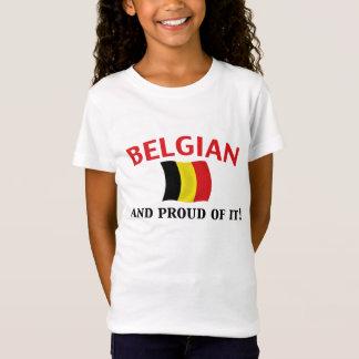 Proud Belgian T-Shirt